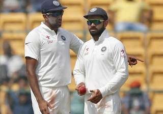 Kohli unhappy with lack hardness in ball used in...
