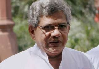 Sitaram Yechury - India TV