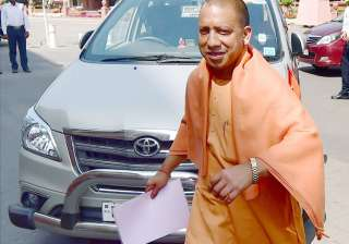 RSS says it has no say in selection in Yogi...