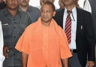 Yogi Adityanath swore in as UP CM on Sunday -...