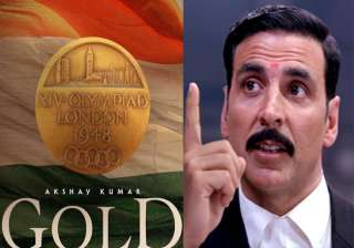 Akshay Kumar starrer Gold - India TV
