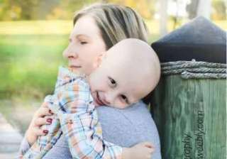 mother shares her son's heart-breaking last...