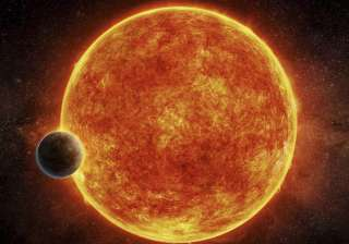 Super-Earth: Scientists discover planet that...