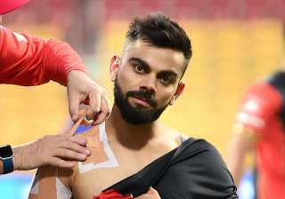 RCB, Virat Kohli, Injured, Fielding, IPL 2017, IPL - India TV