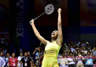 Sindhu, Sai Praneeth advance to quarter-finals -...