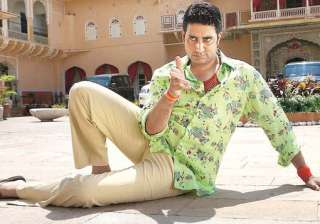 After Bol Bachchan, Abhishek to star in...