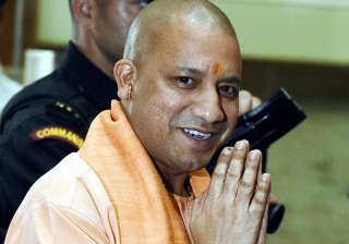 File pic of UP CM Yogi Adityanath - India TV