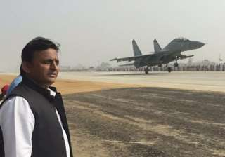 Now, Akhilesh's dream project Agra-Lucknow...