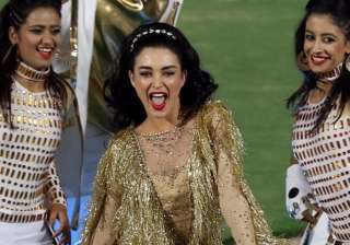 Amy Jackson IPL performance - India TV