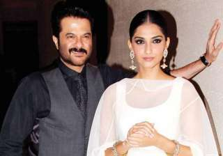 Anil Kapoor on Sonam Kapoor - India TV