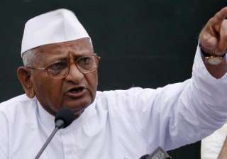 Kejriwal shattered my dreams: Anna Hazare on...