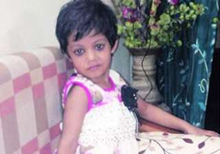 Four-yr-old girl crushed by school cab in east...