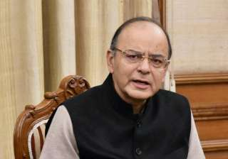 Finance Minister Arun Jaitley said the move will...
