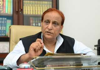 File pic of SP leader Azam Khan - India TV