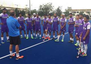 India's training session in Malaysia ahead of...