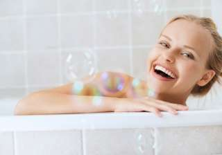 A great news for lazy people! Hot water bath has...