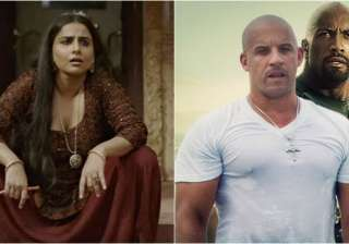 Begum Jaan Vs Fast & Furious 8 - India TV