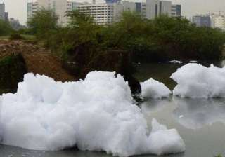 File pic of Bellandur Lake - India TV