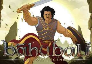 Baahubali The Lost Legends - India TV