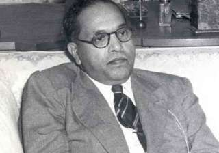 Dr BR Ambedkar - India TV