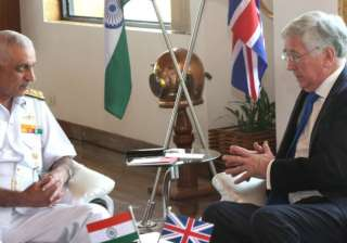 Britain offers technology transfer to India for...