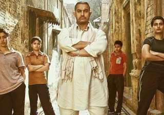 Aamir Khan's Dangal - India TV