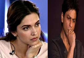 Deepika Padukone, Shah Rukh Khan - India TV