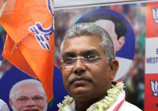 Dilip Ghosh - India TV