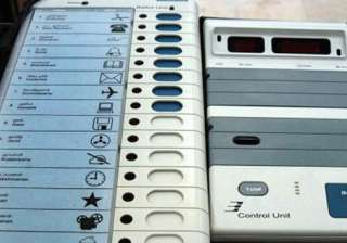 EVM Machines - India TV