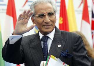 File pic of Tariq Fatemi - India TV