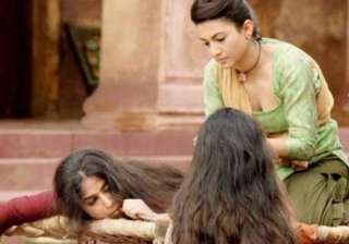 Gauahar Khan delighted with Begum Jaan response