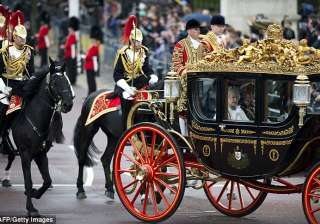 Donald Trump wants gold-plated carriage ride with...