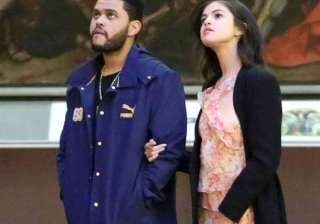 Selena Gomez & Weeknd are not afraid to romance in - India TV