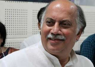 File pic of Congress leader Gurudas Kamat -...