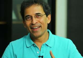 File pic - Harsha Bhogle returns to the...