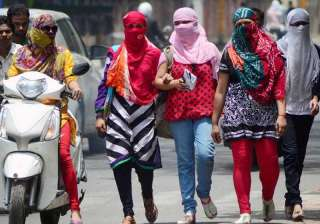 Representational pic - IMD issues heatwave alert...