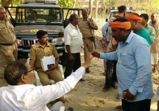 Police stops church event after Adityanath's...