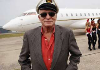 Hugh Hefner's life story in a 10-part mini-series...