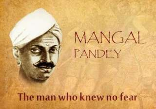 10 Facts to know about Mangal Pandey - India TV