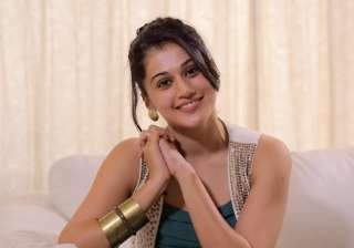 Not stressed about 'Judwaa 2', says Taapsee Pannu - India TV