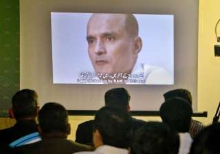 File pic of former Indian Navy officer Kulbhushan...