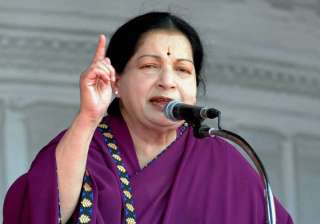 Jayalalithaa won't be declared a convict in DA...
