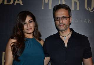 Raveena Tandon, Anil Thadani - India TV