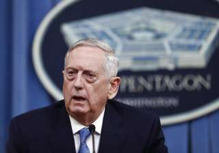 Jim Mattis - India TV