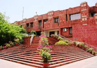 JNU campus - India TV