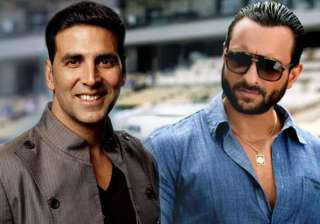 Saif Ali Khan on Akshay Kumar National Film Award...