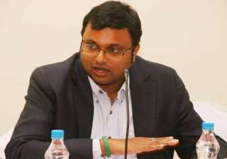 ED issues notice to Karti Chidambaram for forex...
