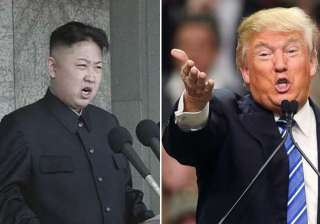 Kim Jong-un, Donald Trump - India TV