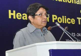 Puducherry LG Bedi orders action against Chief...