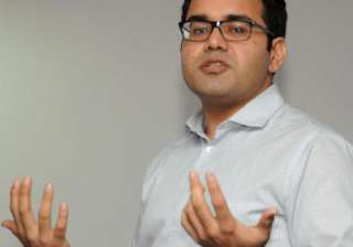 Snapdeal co-founder and CEO Kunal Bahl had to...